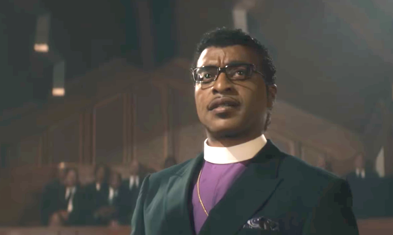 Come Sunday (2018), Chiwetel Ejiofor