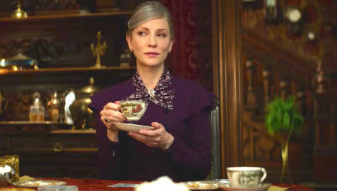 The House With A Clock In Its Walls (2018), Cate Blanchett
