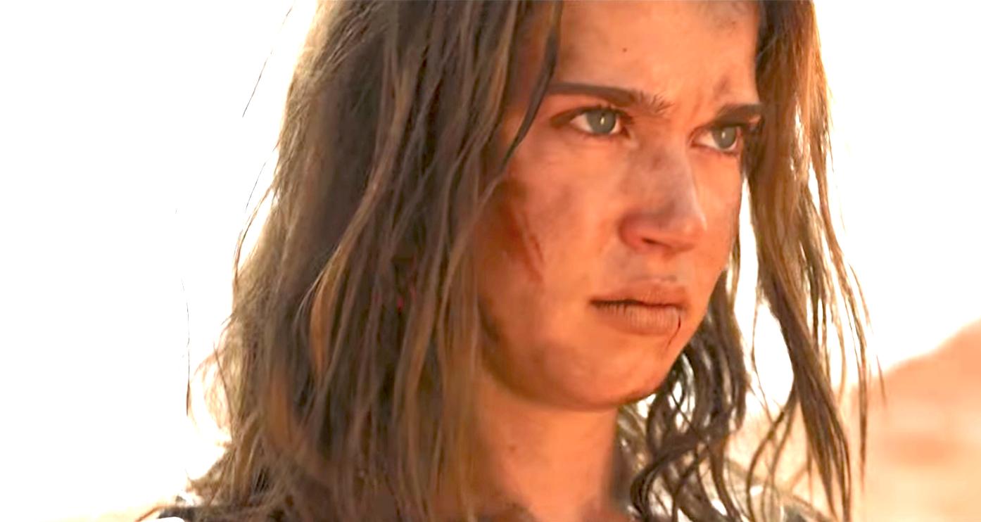 Revenge (2018), Matilda Anna Ingrid Lutz
