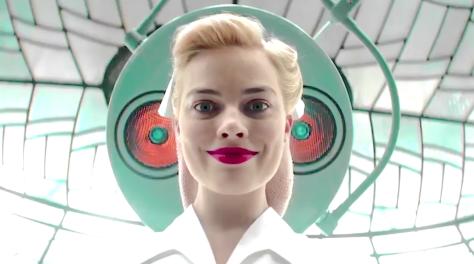 Terminal (2018),  Margot Robbie