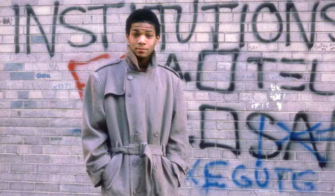 Boom for Real - The Late Teenage Years of Jean-Michel Basquiat (2018), Jean-Michel Basquiat