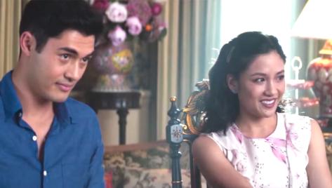 Crazy Rich Asians (2018), Henry Golding, Constance Wu