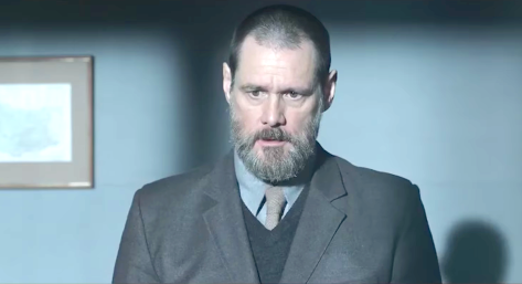 Dark Crimes (2018), Jim Carrey