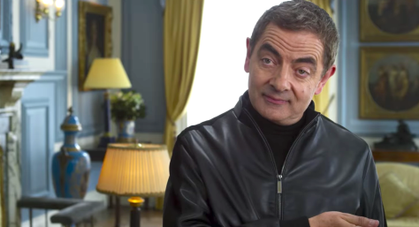Johnny English Strikes Again (2018), Rowan Atkinson