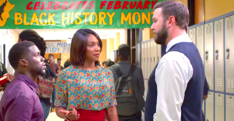 Night School (2018), Kevin Hart, Tiffany Haddish, Taran Killam