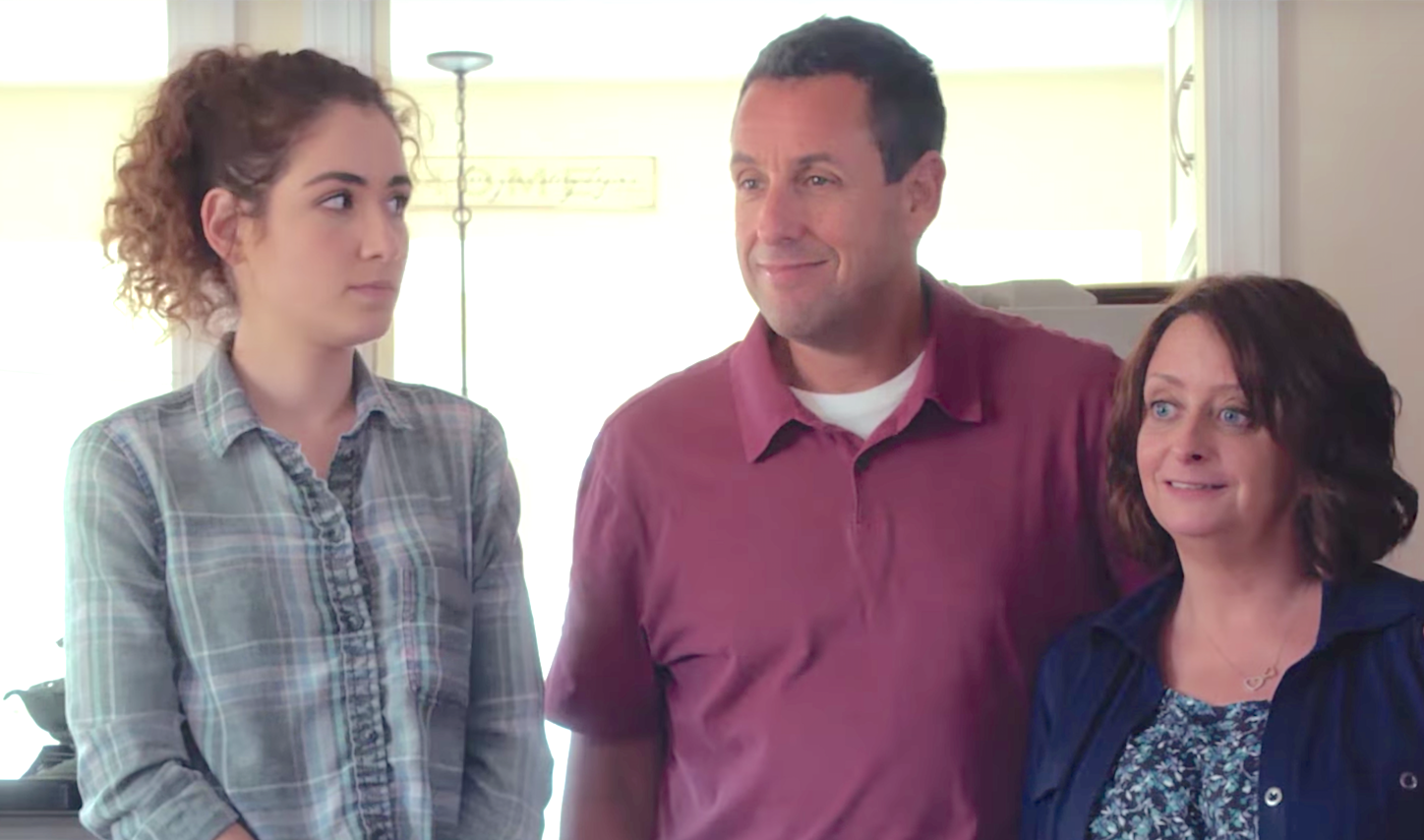 The Week Of (2018), Allison Strong, Adam Sandler, Rachel Dratch