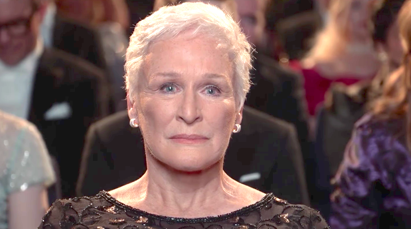 The Wife (2018), Glenn Close