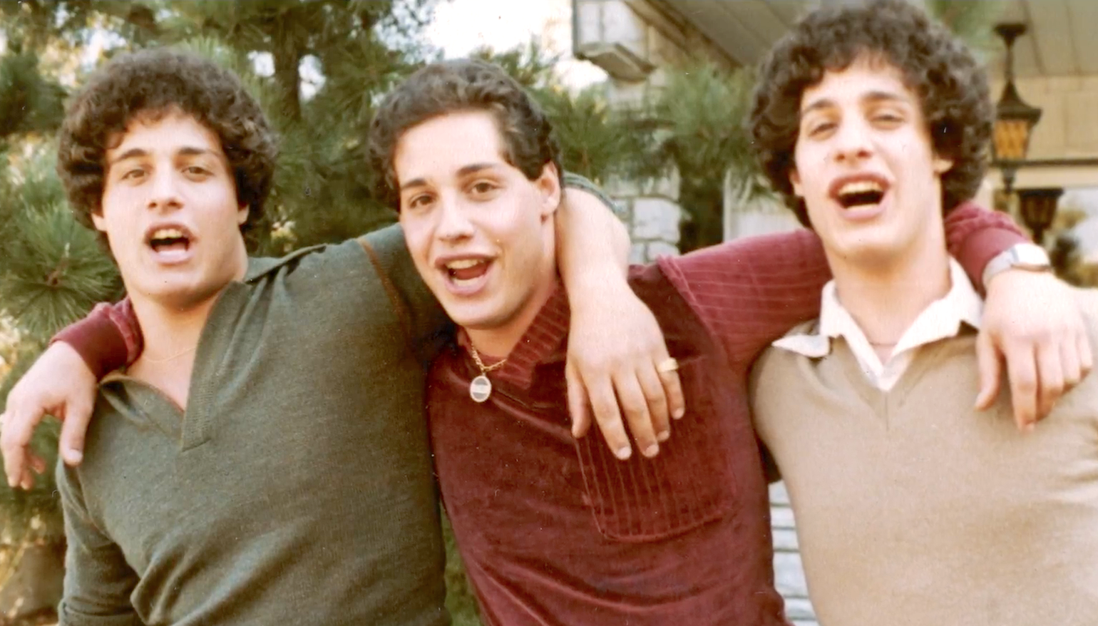 Three Identical Strangers (2018), David Kellman, Robert Shafran, Eddy Galland
