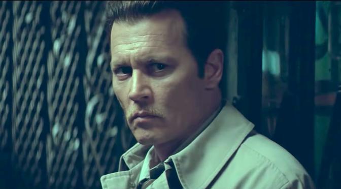 City Of Lies (2018), Johnny Depp
