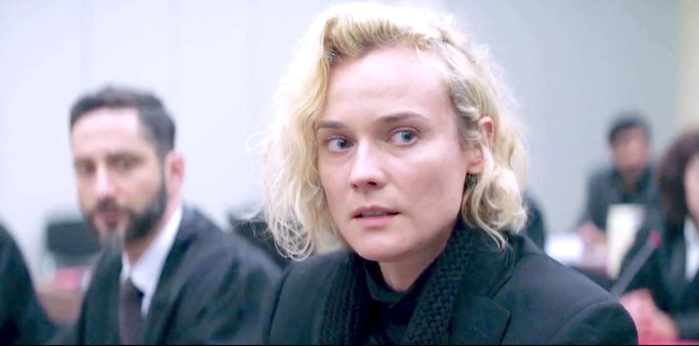 In The Fade (2017), Diane Kruger