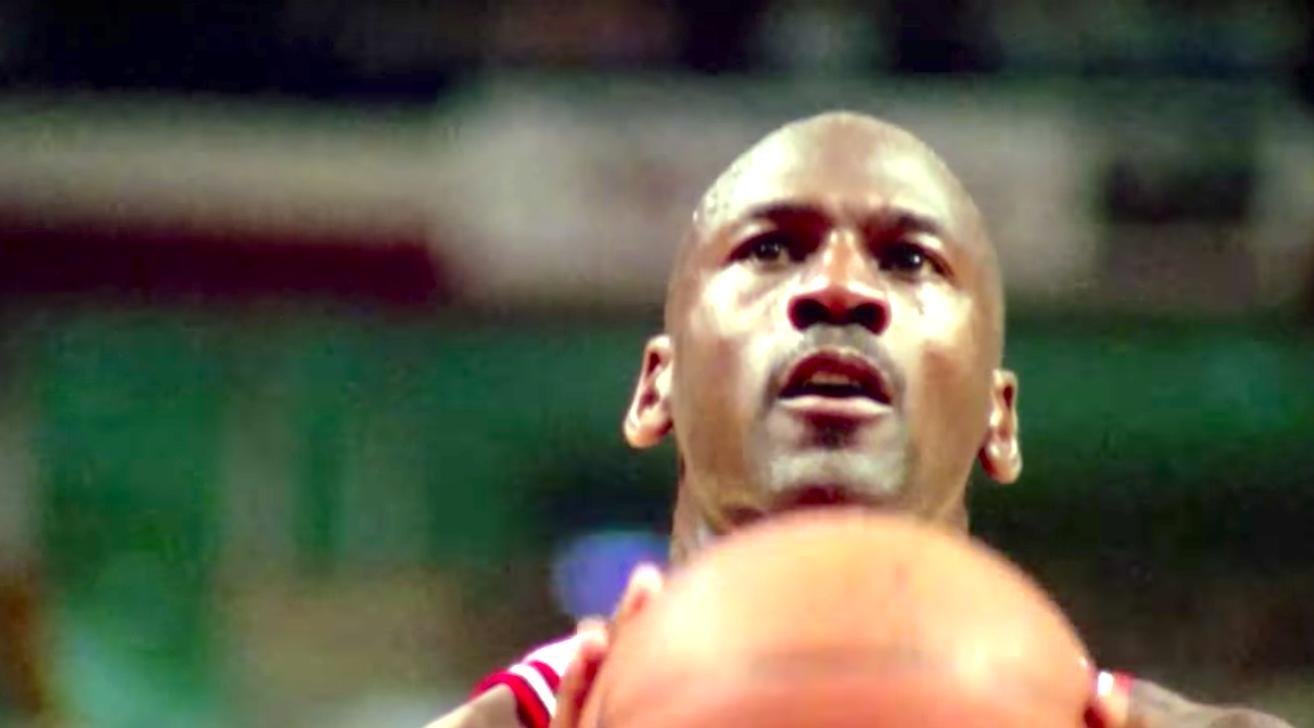 THE LAST DANCE (2019): New Trailer For Michael Jordan