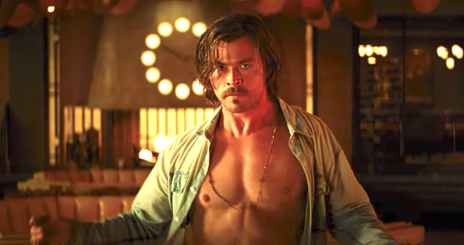 Bad Times At The El Royale (2018), Chris Hemsworth