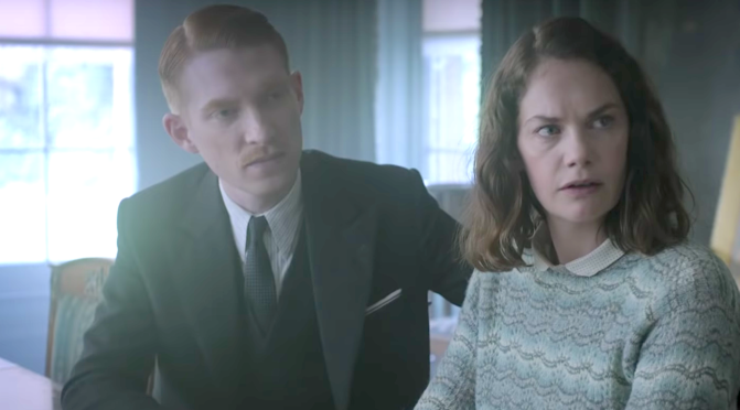THE LITTLE STRANGER (2018): New Trailer From Domhnall Gleeson, Ruth Wilson, Charlotte Rampling, Will Poulter…
