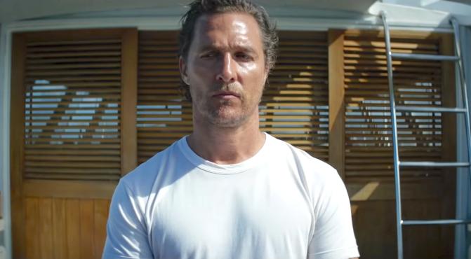 SERENITY (2018): New Trailer From  Matthew McConaughey, Anne Hathaway, Diane Lane, Djimon Hounsou…