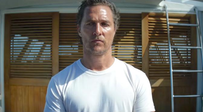 Serenity (2018), Matthew McConaughey