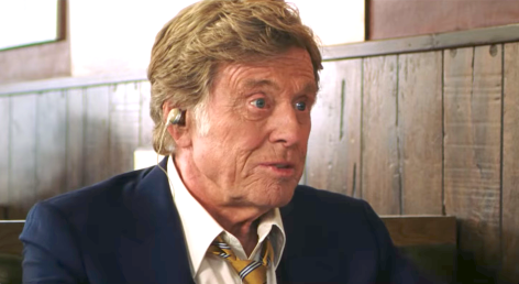 The Old Man & The Gun (2018), Robert Redford