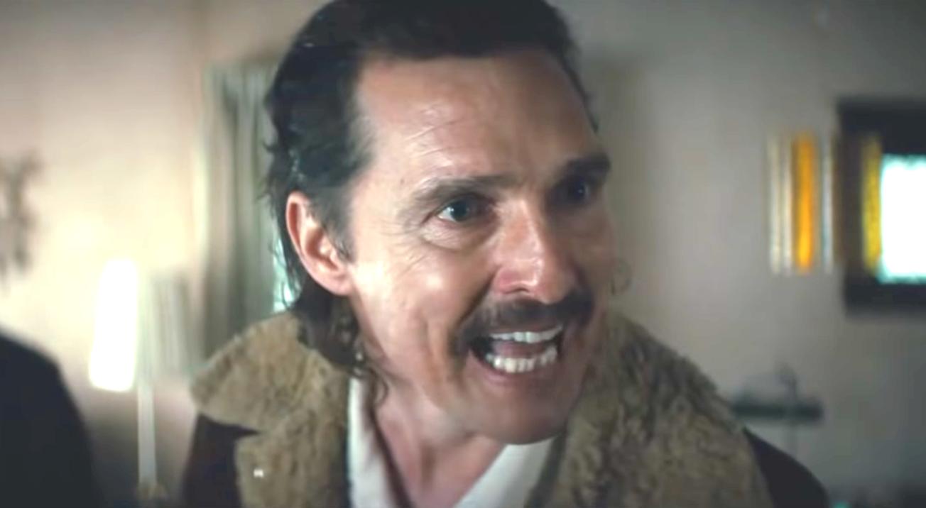 White Boy Rick (2018), Matthew McConaughey
