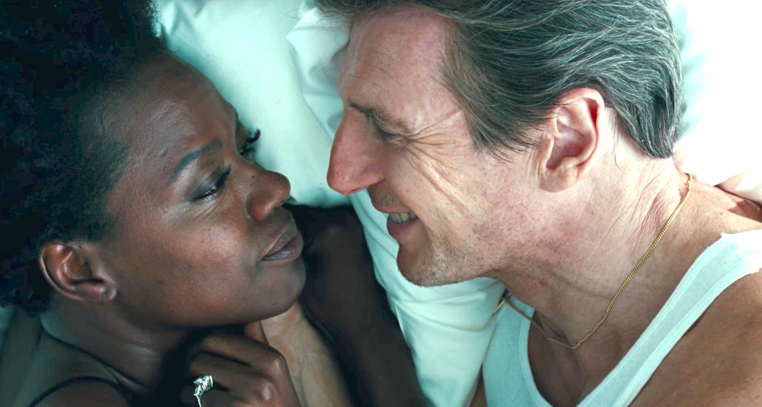 Widows (2018), Viola Davis, Liam Neeson