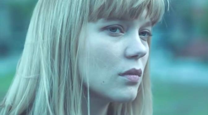 Zoe (2018), Léa Seydoux