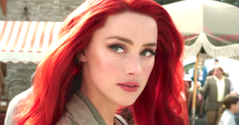 Aquaman (2018), Amber Heard