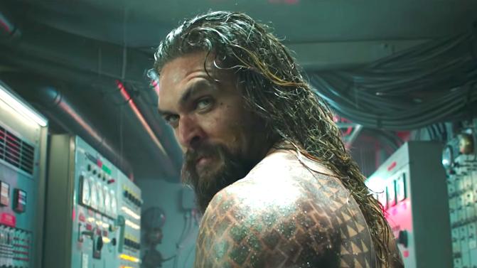 Aquaman (2018), Jason Momoa
