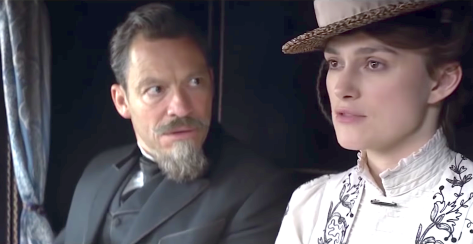Colette (2018), Dominic West, Keira Knightley