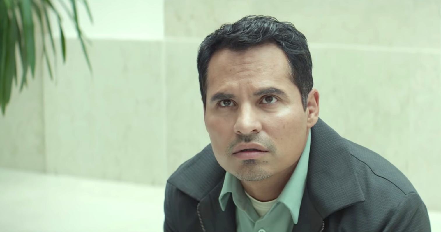Extinction (2018), Michael Peña