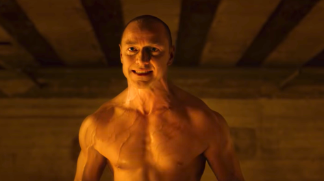 Glass (2019), James McAvoy