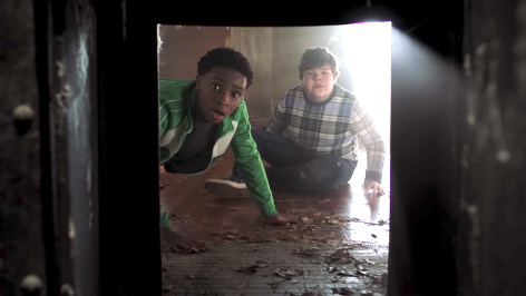 Goosebumps 2 - Haunted Halloween (2018), Caleel Harris , Jeremy Ray Taylor