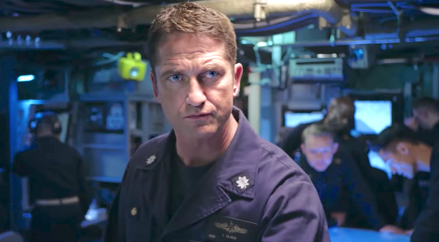 Hunter Killer (2018), Gerard Butler