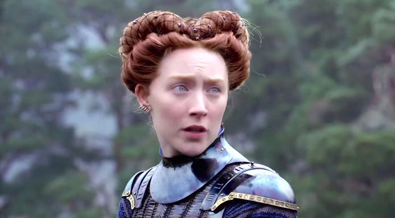 Mary Queen Of Scots (2018), Saoirse Ronan