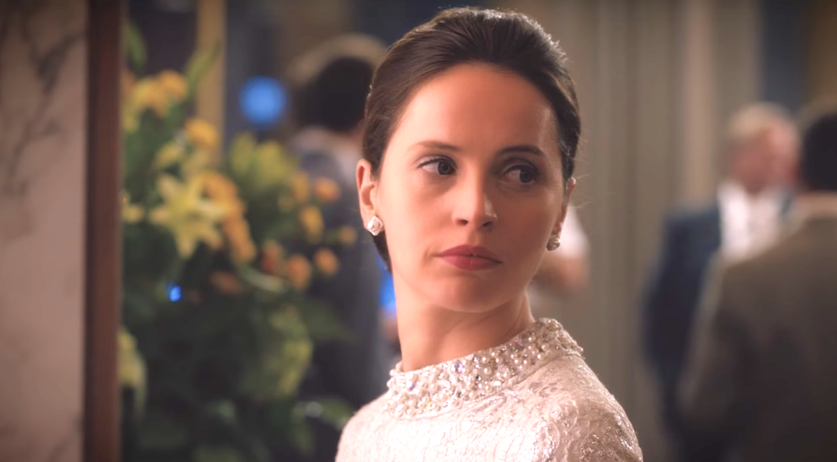 ON THE BASIS OF SEX (2018): New Trailer From Felicity Jones, Armie Hammer, Justin Theroux, Kathy Bates...