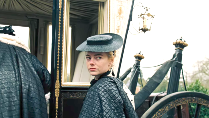 THE FAVOURITE (2018): New Trailer From Emma Stone, Rachel Weisz, Olivia Coleman, Nicholas Hoult, Joe Alwyn…
