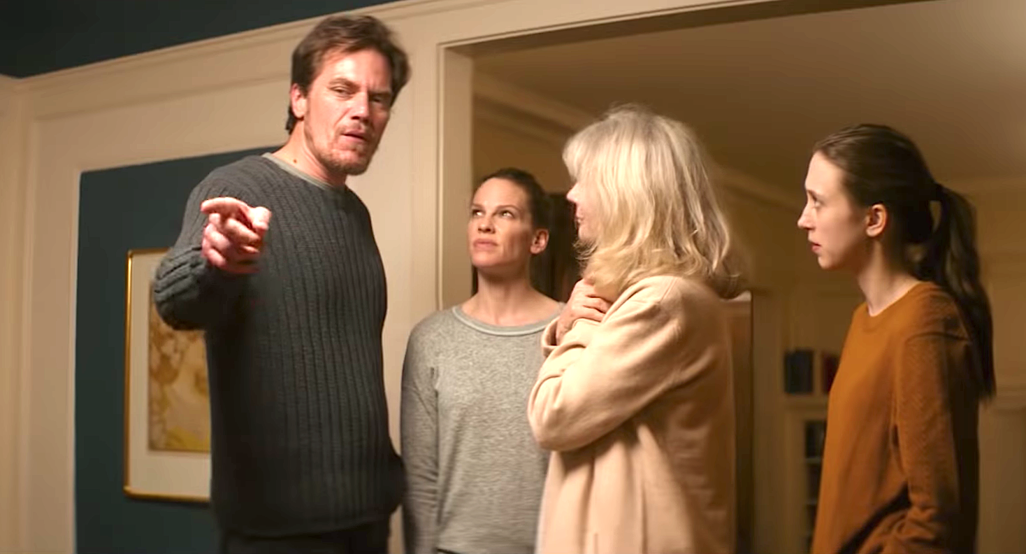 What They Had (2018), Michael Shannon, Hilary Swank, Bythe Danner, Taissa Farmiga