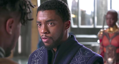Black Panther (2018), Chadwick Boseman