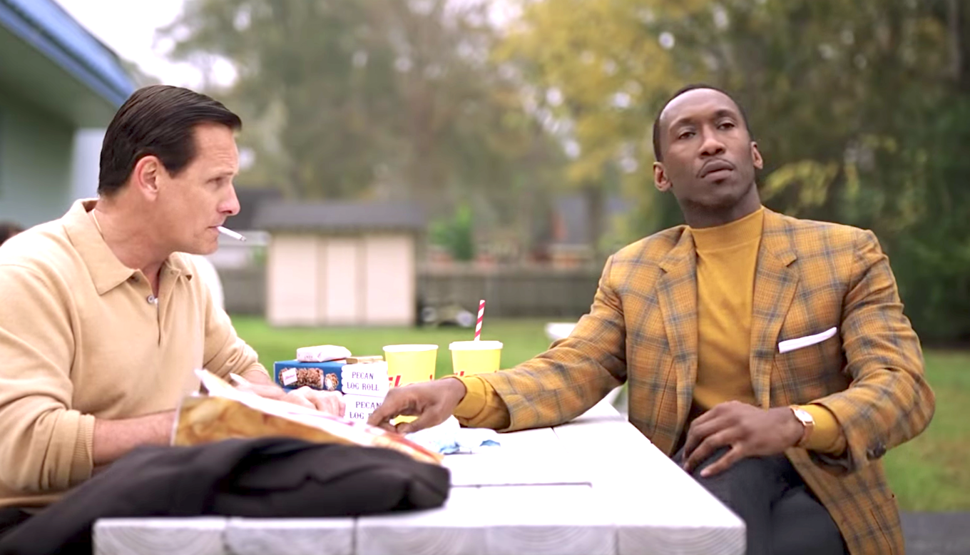 Green Book (2018), Viggo Mortensen, Mahershala Ali