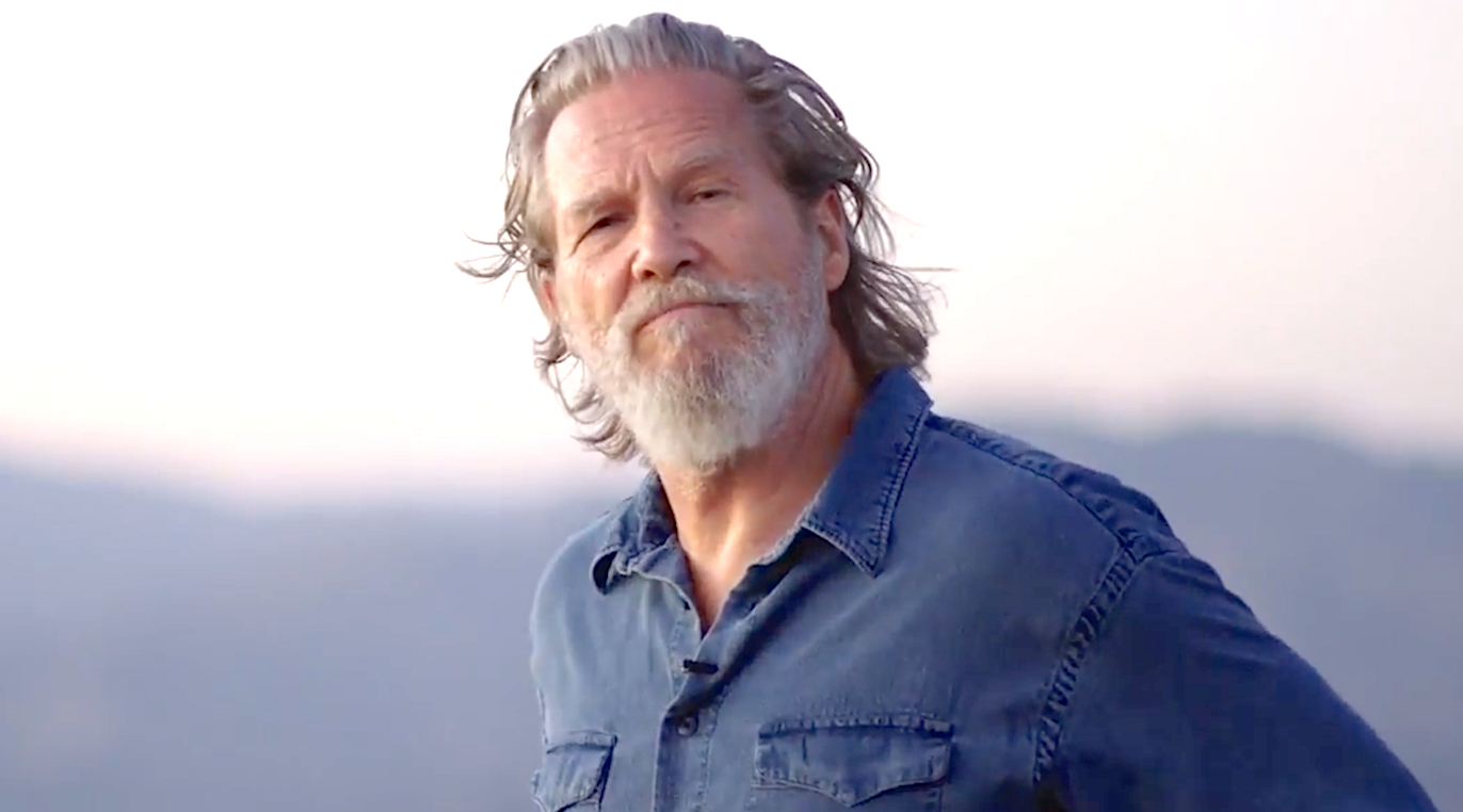 Living In The Future's Past (2018), Jeff Bridges