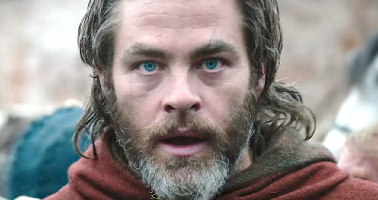 Outlaw King (2018), Chris Pine