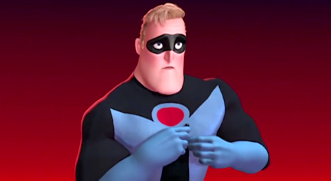 The Incredibles (2004), Craig T. Nelson (Mr. Incredible)