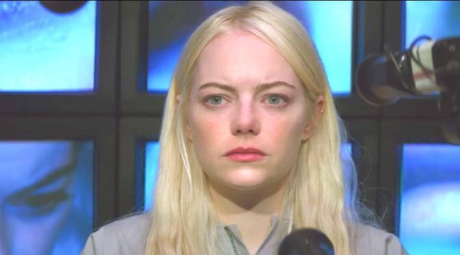 Maniac (2018), Emma Stone