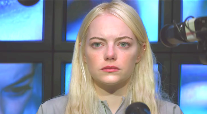 MANIAC (2018): New Trailer From Emma Stone, Jonah Hill, Justin Theroux…
