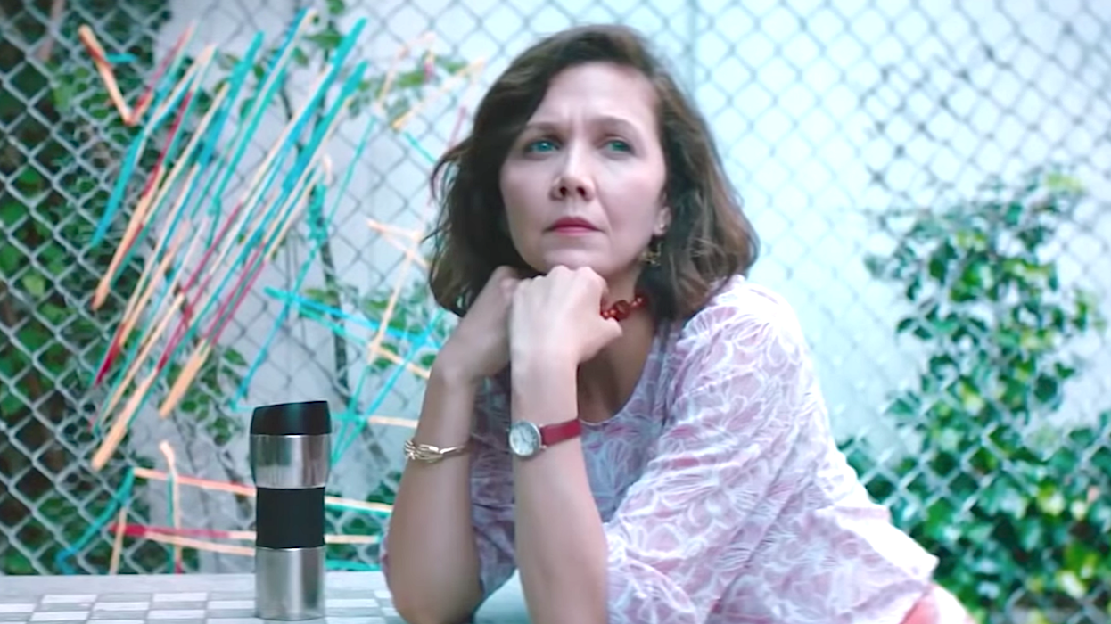 The Kindergarten Teacher (2018), Maggie Gyllenhaal