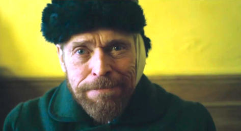 At Eternity's Gate (2018), Willem Dafoe