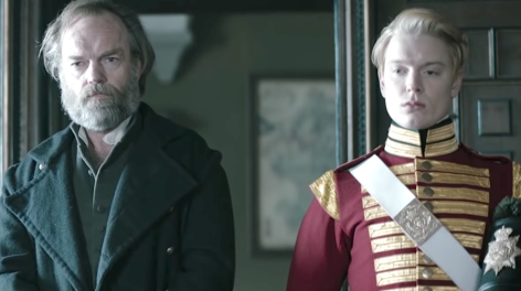 Black 47 (2018), Hugo Weaving, Freddie Fox