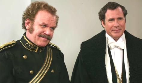 Holmes & Watson (2018), John C. Reilly, Will Ferrell