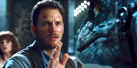 Jurassic World (2018), Chris Pratt