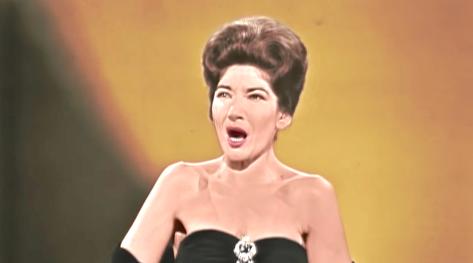 Maria By Callas (2017), Maria Callas