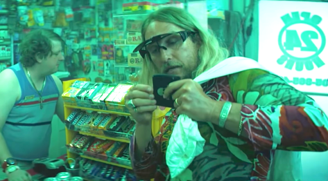 The Beach Bum (2019), Matthew McConaughey