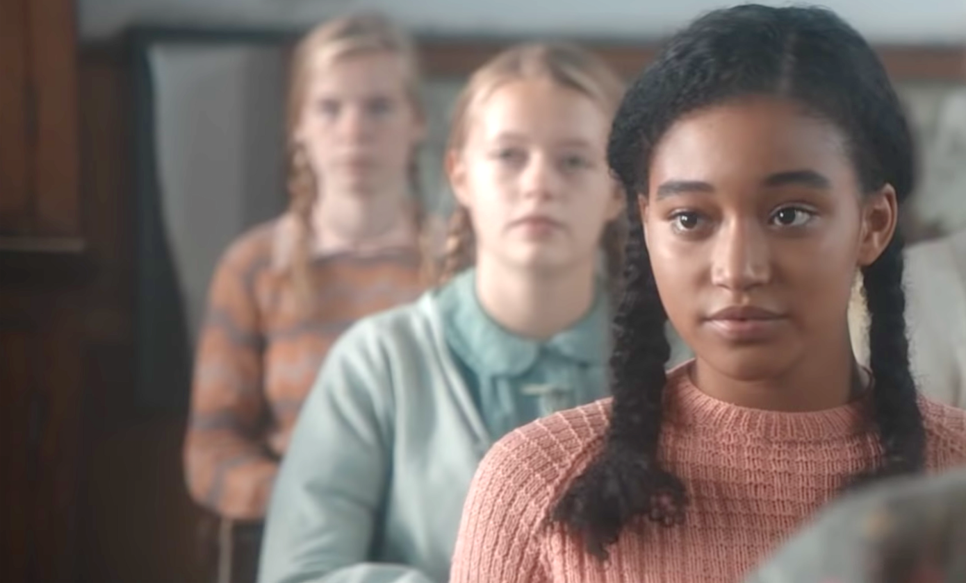 Where Hands Touch (2018), Amandla Stenberg