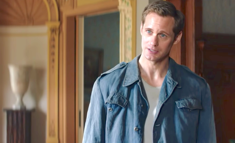 The Aftermath (2019), Alexander Skarsgård